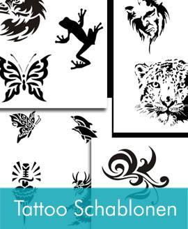Airbrush Tattoo Schablonen Farbe Temporäre Airbrush Tattoo